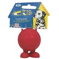 (Bad Cuz Dog Toy - Size: Small - Color: RED/Blue)