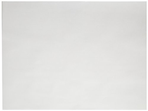 Sax Sulphite Drawing Paper, 70 lb, 18 x 24 Inches, Extra-White, Pack of 500 - 206303 ()