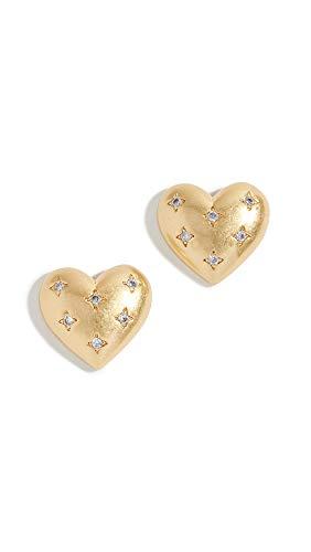 Kate Spade New York Women s My Precious Heart Stud Earrings