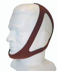(CareFusion PureSom Ruby Adjustable Chin Strap - Red)