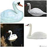 Floating Swan Decoy - Pair