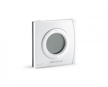 Devolo 9606 Z-Wave Blanco termoestato - Termostato (Z-Wave, 868,