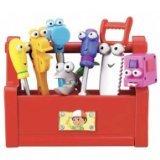 Manny Playhouse Disney Handy (Fisher-Price Handy Manny's Talkin' Tool Box)