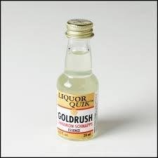 Goldrush Cinnamon Schnapps Liquor Quik Essence