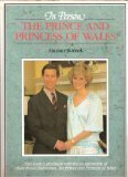 Front cover for the book In Person: The Prince and the Princess of Wales by Alastair Burnet