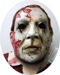 [Rob Zombie Halloween 2 Mask] (Rob Zombie Halloween Masks)