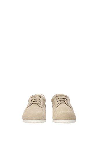 Hogan Sneakers Uomo - Camoscio (HXM2580R490HG0) EU Beige Venta Barata De Descuento Venta De Ebay Compra Precio Bajo Para La Venta 5oWREI7