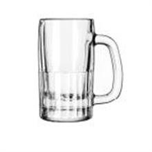(Libbey Glass 10 Ounce Beer Mug - 12 Per Case.)