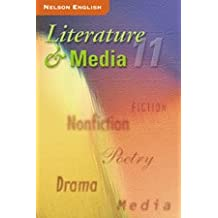 Literature and Media 11: Student Text (Hardcover)