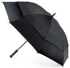 Fulton StormShield Double Canopy Golf Umbrella