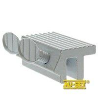 Window Double Thumb Screw Lock (NU-SET Sliding Window Lock with Double Thumbscrew White - Pack of 2)