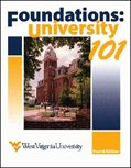 Foundations : University 101, West Virginia University, 075752009X
