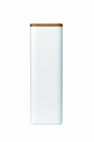 Stelton Storage (Rig-Tig Storage Box 4, Box with Lid, Food Storage Box, 10 x 10 x 31 cm, Z00004 by Stelton)