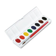 DIX00800 - Prang Professional Watercolors