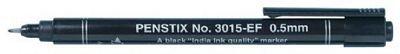 Alvin Penstix schwarz Technical Marker Extra Fine by Alvin