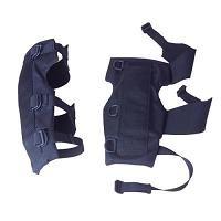 PMI Crawler Knee/Shin Pads (Pair) by PMI