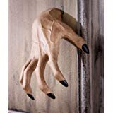 1 X Creepy Clawing Hand Wall Hangers