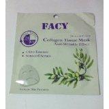 Detoxifying Facial Mask Collagen Tissue Mask Anti-Wrinkle Effect.