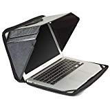 Laptop Sun Shade & Privacy Cover with Built-In Carrying Case for any 13