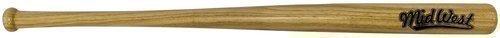 Midwest - Bate de bé isbol y softball (madera) Talla:28