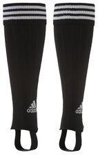 adidas 3-Streifen Stegstrümpfe, 1 Paar 3 Stripe Stirru - black/white/black/white, Größe adidas:4345