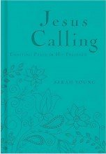 Read Online Jesus Calling (Deluxe)-Teal LeatherSoft ebook