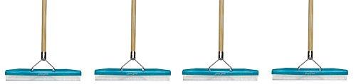 Grandi Groom Carpet Rake by 18 in (4-(Pack))