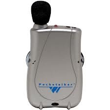 FREE Year Supply of Batteries! Williams Sound PockeTalker Ultra DUO Personal Sound Amplifier - Includes Headphone, Earphone and 20 AAA Batteries