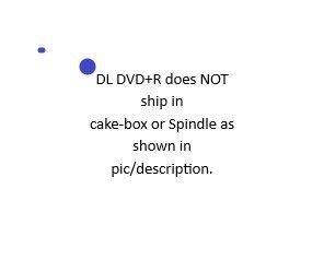BK Media 50 Pack 8X DVD+R DL Spindle by BK Media (Image #2)