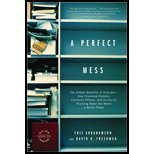 download ebook perfect mess - the hidden benefits of disorder--how crammed closets, cluttered offices, & on-the-fly planning make the world a better place (08) by abrahamson, eric - freedman, david h [paperback (2008)] pdf epub