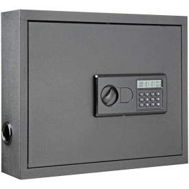 - Wall-Mount Laptop Security Cabinet