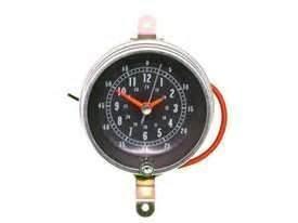 66 67 Chevelle Console Clock
