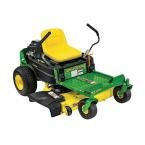 John Derre Z335E 42 in. 20 HP Dual Hydrostatic Gas Zero-Turn Riding Mower