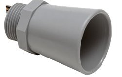 Weather-Resistant Ultrasonic Sensor for Tank Level Measurement, People Detection and more.   MB7369-100 HRXL-MaxSonar-WRM   Operates from 2.7-5.5V, Resolution of 1-mm   MaxBotix Inc.