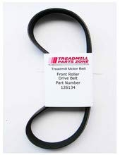 TreadmillPartsZone Replacement for Treadmill Motor Belt Part Number 126134