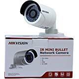 Hikvision 4MP DS-2CD2042WD-I IR PoE Network Security Bullet Camera 4mm Lens from Hikvision
