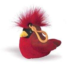 Wild Republic Mini Clip Cardinal (Cardinals Mini Garden)