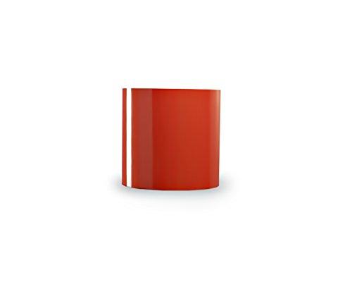 - 30 Mil Dry Erase Magnetic Strip Roll - Orange - 4