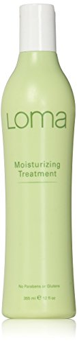 Loma Hair Care Moisturizing Treatment, Vanilla Bean/Orange, 12 Fl Fl Oz