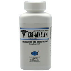 Kre-Alkalyn la créatine, 240 capsules, De CTD Labs