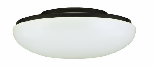 Royal Pacific 1RP220OB-L-ES Energy Star Rated with Two 13-watt GU24 Base Lamps Included Fluorescent Ceiling Fan Light Kit, Oil-Rubbed Bronze