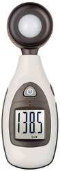 Industrial Grade 5URG0 Light Meter, 0 to 4000 Fc, 0 to 40,000 Lux