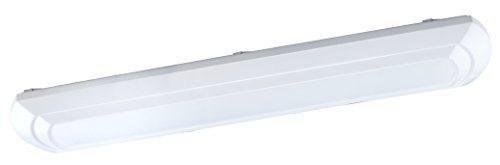 Good Earth Lighting Arched Door 48-Inch LED Linear Decorative Light - White by Good Earth Lighting