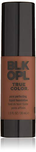 - Black Opal True Color Liquid Foundation Ebony Brown 1oz (2 Pack)