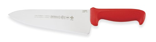 Mundial R5610-8 8-Inch Cook's Knife, Red
