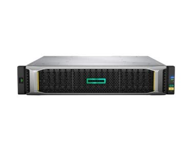 HEWLETT PACKARD Enterprise MSA 2050 SAS Dual Controller SFF Rack (2U) Disk Array