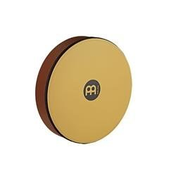 Meinl Percussion HD12AB-TF 12-Inch Rubber Wood Hand Drum With Synthetic Head, African Brown by Meinl Percussion