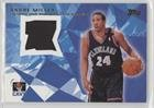 Andre Miller (Basketball Card) 2001-02 Topps - All-Star Remnants Relics #TR-AM