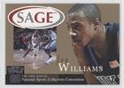 (Jay Williams (Basketball Card) 2002 Sage - 23rd Annual National Sports Collectors Convention #22)