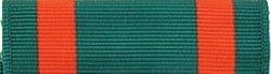 Marine Corps Ribbon (Navy/Marine Corps Achievement Medal Ribbon)